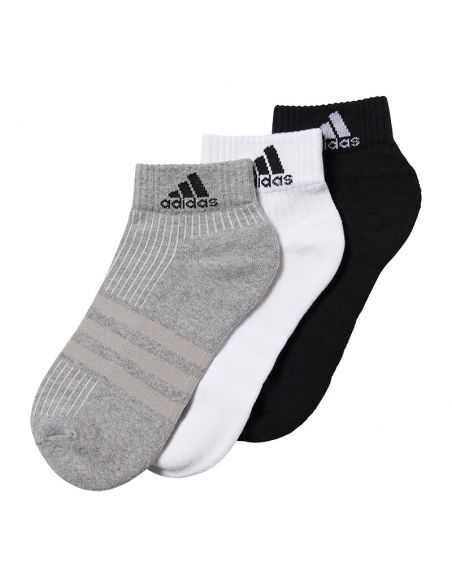 CALCETINES ADIDAS 3S PERFORMANCE ANKLE HALF 3PP AA2287