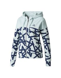 CHAQUETA ADIDAS ESSENTIALS ALL OVER PRINT MUJER BP9262