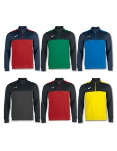 SUDADERAS JOMA WINNER ESSENTIAL 1/2 ZIPPER SWEATSHIRT 100947