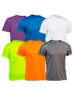 CAMISETA RUNNING ASIOKA ADULTO-JUNIOR 375/16