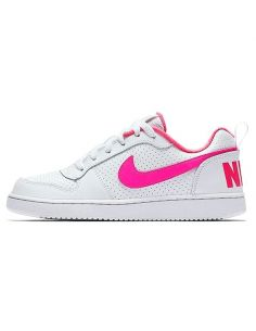 ZAPATILLAS NIKE COURT BOROUGH LOW SHOE NIÑO 845104-100