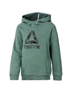 SUDADERA REEBOK ELEMENTS MARBEL OVER THE HEAD HOODY DJ3076