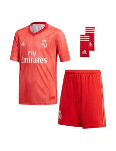 3º EQUIPACIÓN REAL MADRID ADIDAS 2018/19 H Y KIT DP5444
