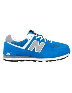 ZAPATILLAS NEW BALANCE NIÑO LIFESTYLE CORDON KL574P2G