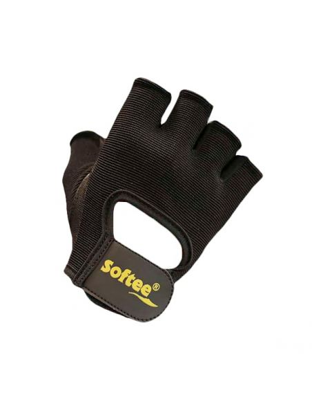 GUANTES FITNESS SOFTEE RX4 35119