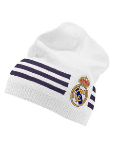 GORRO OFICIAL REAL MADRID ADIDAS BEANI ADULTO-JUNIOR W42934