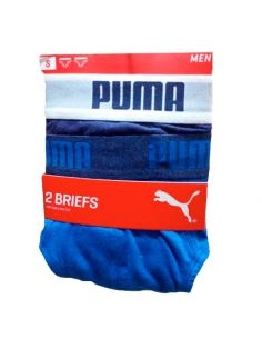 BOXER PUMA BRIEF P UNIDADES COLOR 521030