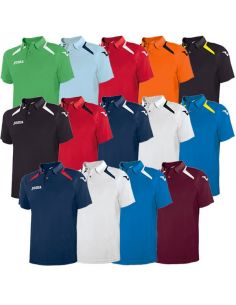 POLO CHAMPION II SHIRT DRY-MX 1007S12 JOMA