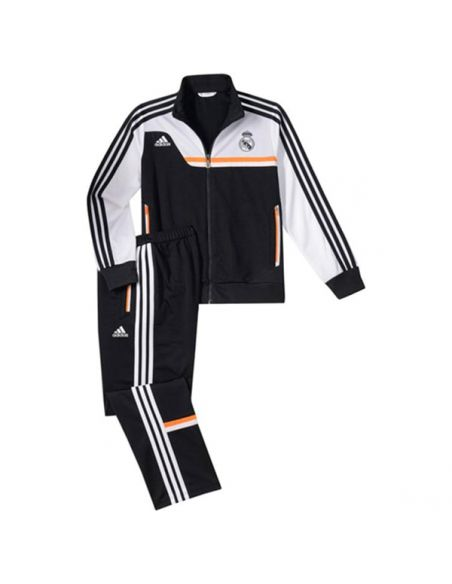 CHÁNDAL OFICIAL REAL MADRID PES SUIT JUNIOR G82994