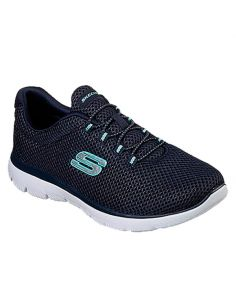 ZAPATILLAS SKECHERS SUMITS 12985-NVLB