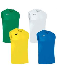 CAMISETAS BASKET JOMA COMBI SLEEVELESS SHIRT 100436