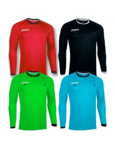 CAMISETAS ÁRBITO JOMA REFEREE LONG SLEEVE 100434