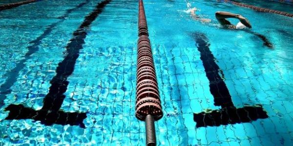 Rutina de natación